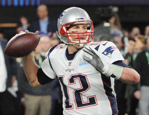 Reports: Brady not present for preseason practice