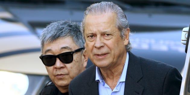 Defesa de Dirceu sustentou que o ex-ministro tem mais 70 anos e não há motivos para que ele continue preso.