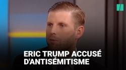 Le fils de Trump accusé d'antisémitisme après cette sortie sur l'auteur de