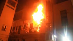 Incendio in appartamento a Messina: muoiono due fratellini, salvi altri 4