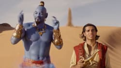La nouvelle bande-annonce d'«Aladdin» devrait vous