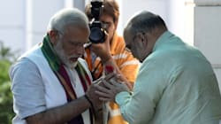 Narendra Modi's Heart Beats For The Poor, Says Amit Shah On PM's 67th