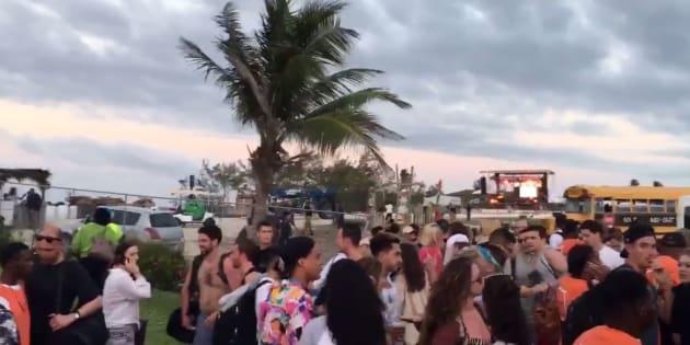 Le Fyre Festival devait être le plus branché du monde, c'est un désastre