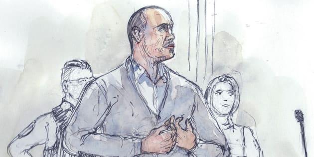 Christophe Dettinger condamné à un an de prison ferme