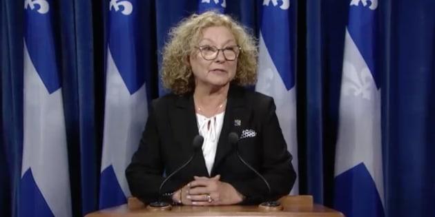 La ministre Marguerite Blais reste prudente en attendant les conclusions de l'enquête du coroner, mais se dit prête à serrer la vis pour assurer la sécurité des aînés.