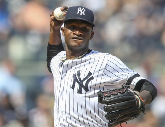 Yanks pitcher on leave for alleged domestic violence