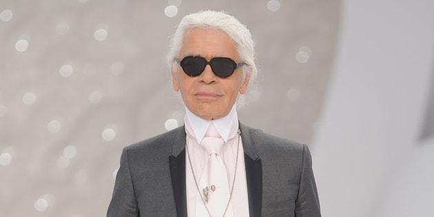 """Karl Lagerfeld, l'ultima intervista Vanity Fair Italia: """"Se hai paura smetti di vivere. Muori se è il tuo destino morire"""""""
