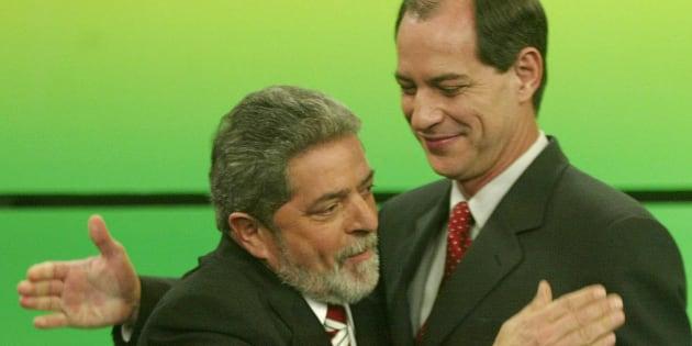 Ciro Gomes foi ministro da Integração Nacional durante o primeiro mandato do presidente Lula.
