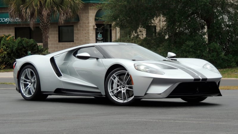 Ford And Ford Auction >> Ford And Mecum Settle Ford Gt Auction Lawsuit Autoblog