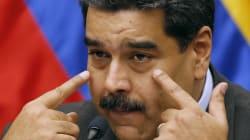 Rechazan en redes visita de Nicolás Maduro a toma de protesta de