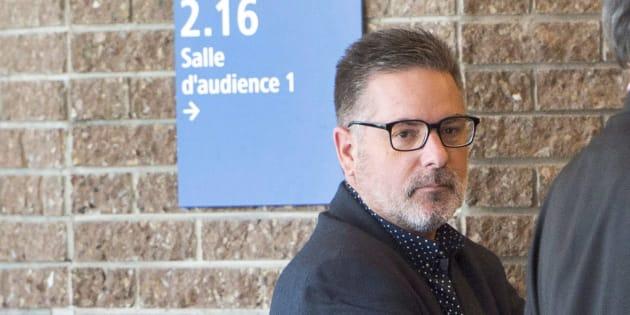 Jean Demaître était directeur de l'exploitation de la Montreal Maine & Atlantique (MMA) au Québec.