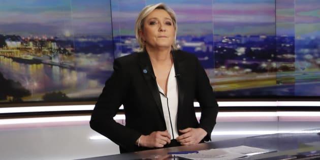 "Marine Le Pen accuse la justice de ""perturber"" la présidentielle"