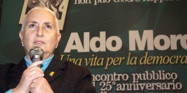 """La figlia di Aldo Moro: """"Rivoglio il mio archivio perso"""