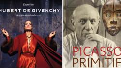Chagall, Hockney, Rodin, Picasso... Les expositions à voir cet