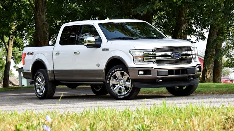 Ford slowing 5 0-liter V8 production for the F-150 in