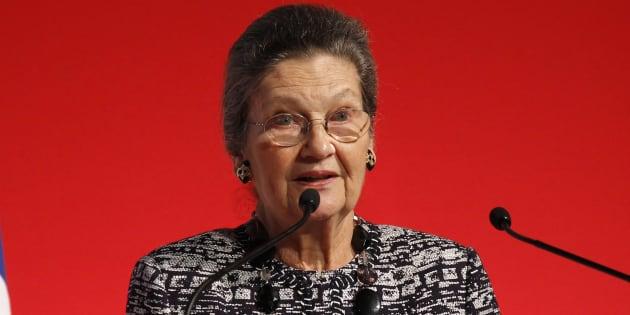 Simone Veil, in memoriam.