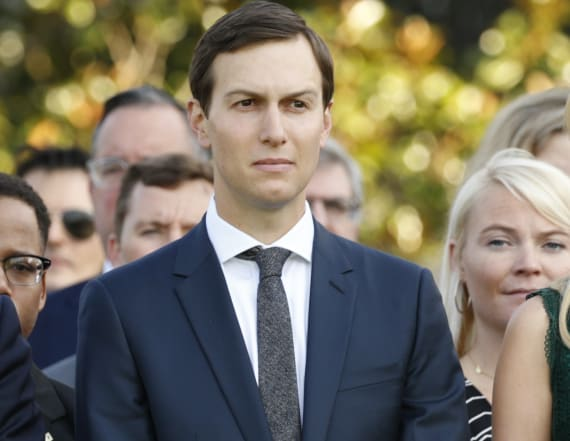 Report: Kushner used private email with WH officials