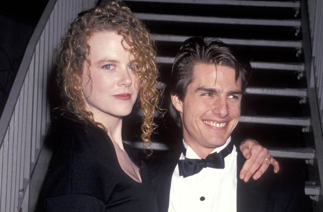 Nicole Kidman issues rare update on kids with Tom Cruise ...