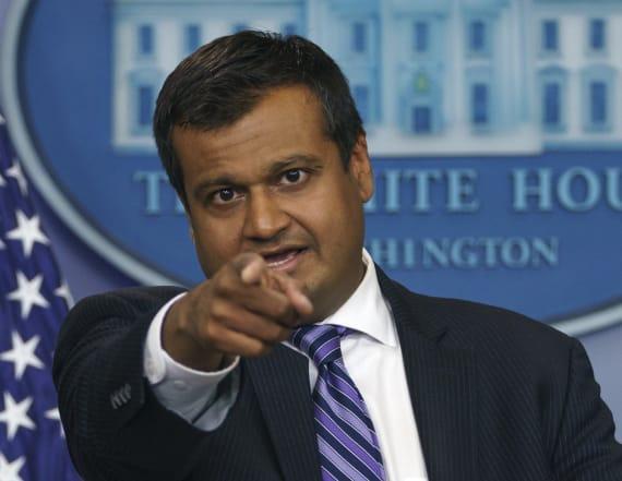 Fox hires former White House spokesman Raj Shah