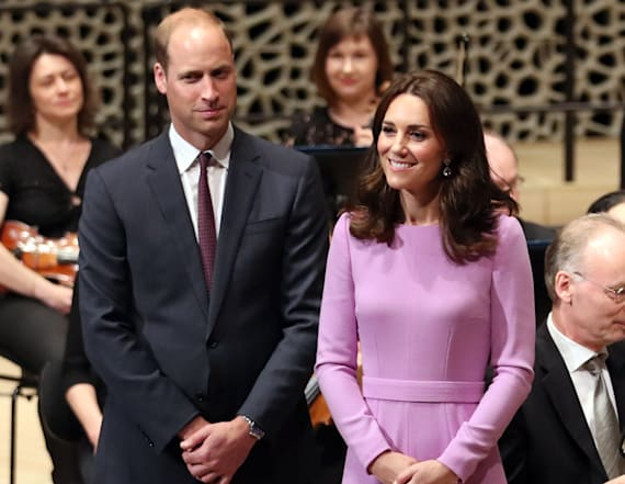 Kate & Will coordinating outfits: Pics