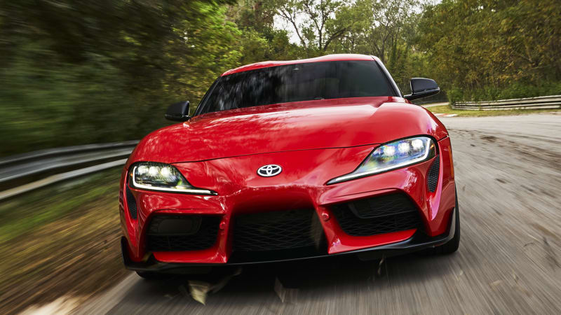 2020 Toyota Supra to be built alongside BMW Z4 in Austria