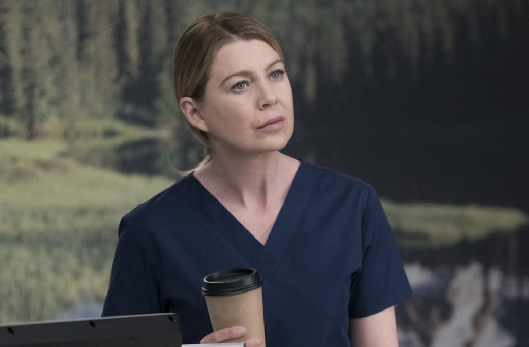 Ellen Pompeo hints she may be ready to leave 'Grey's ...