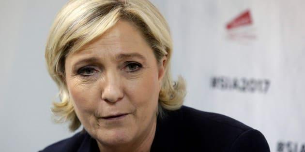 Imagen de archivo de Marine Le Pen