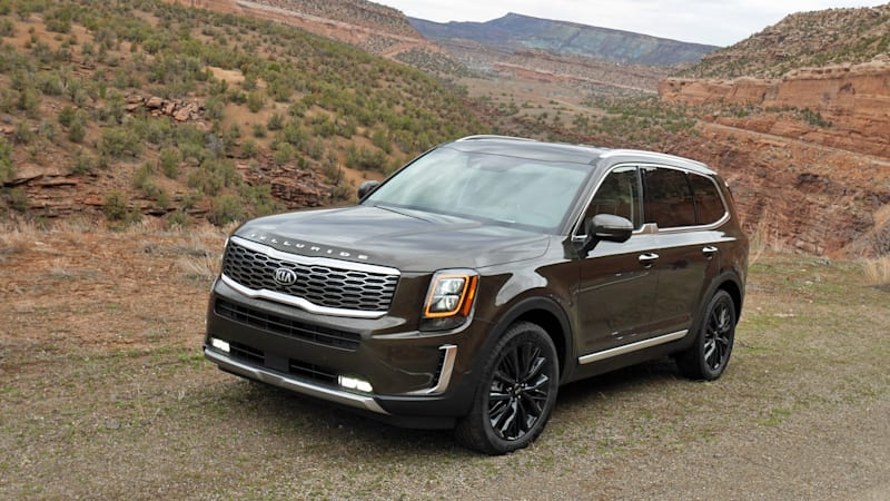 Kia Telluride takes World Car of the Year honors