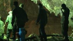Les secouristes se rapprochent des jeunes footballeurs prisonniers dans une grotte en