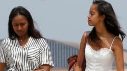 Comment Malia et Sasha Obama ont gardé une vie normale en 8 ans à la Maison