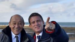 Le Drian soutient Valls pour la