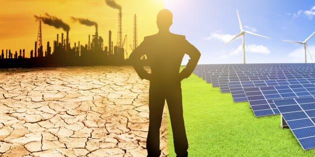 Pourquoi le gouvernement est en train d'accomplir une transition écologique réussie.