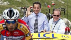 Sur le Tour de France, à chaque président son champion