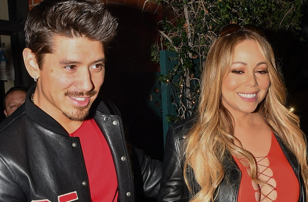 who is mariah carey dating in 2018