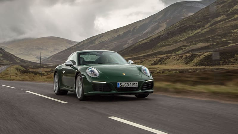Why a million Porsche 911s can't be wrong