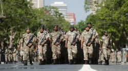 The SANDF Plays A Crucial Role In SA's Constitutional
