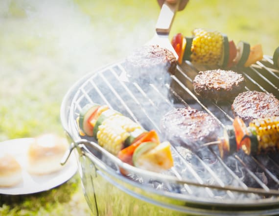 Enter for a chance to win grilling essentials