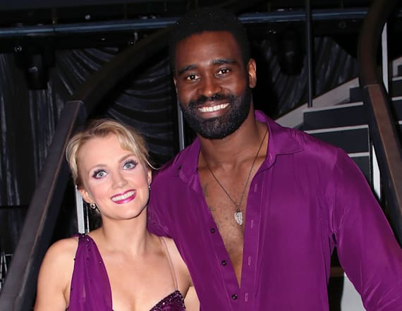Keo Motsepe cried after earning perfect on 'DWTS'