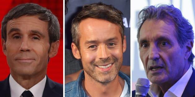 Bourdin, Pujadas, Barthès... qui sont les meilleurs journalistes politiques selon les Français?