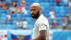 Thierry Henry refuse d'entraîner les Girondins de