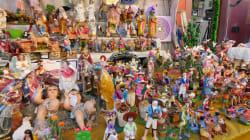 VIDEO: Así celebramos la Navidad en México, con posadas, piñatas, pastorelas, ponche y mucho