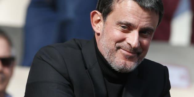 Manuel Valls et Olivia Grégoire, député LREM, sont en couple