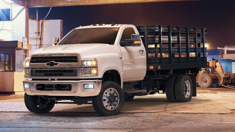 2019 Chevy Silverado 4500HD chassis cab pricing announced | Autoblog