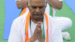NDA Presidential Candidate Ram Nath Kovind Files Nomination