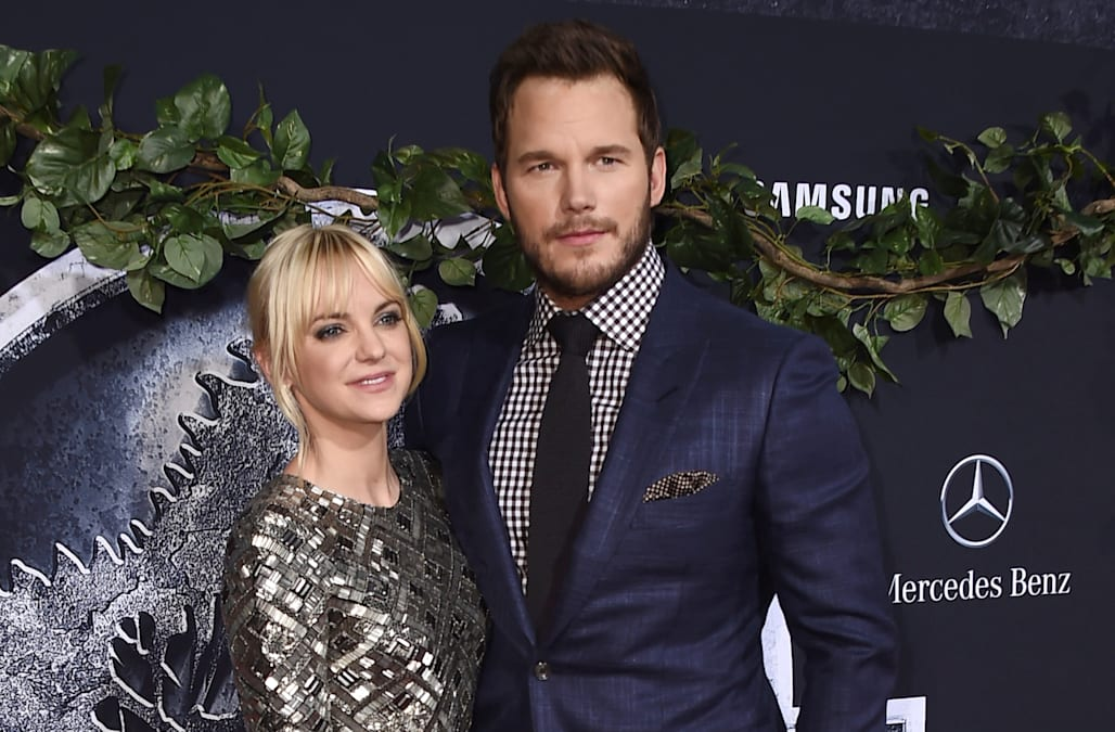 Anna Faris opens up about the aftermath of Chris Pratt split