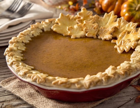 This is America's No. 1 Thanksgiving pie