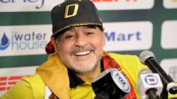 Maradona llega a su primera final en México con