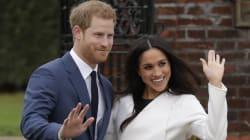 Harry e Meghan per la prima volta in pubblico insieme, lei mostra l'anello fatto con diamanti di Lady
