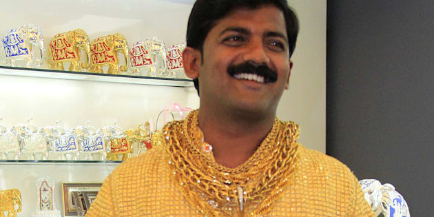 Datta Phuge had become famous when he gifted himself a gold shirt that weighed about 3.5 kilos.