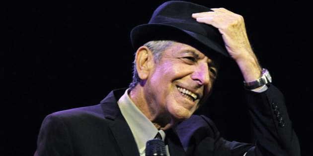 "Leonard Cohen's posthumous book ""The Flame"" includes a poem about Kanye West."